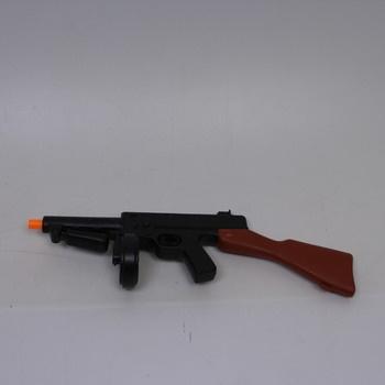 Plastová pistole značky Widmann