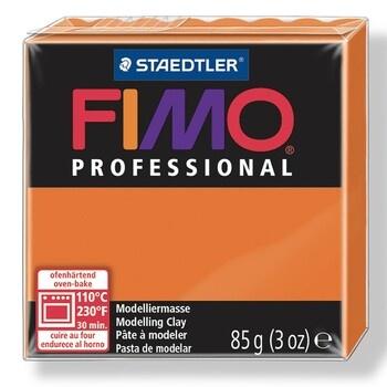 Polymerová hmota Fimo Professional oranžová