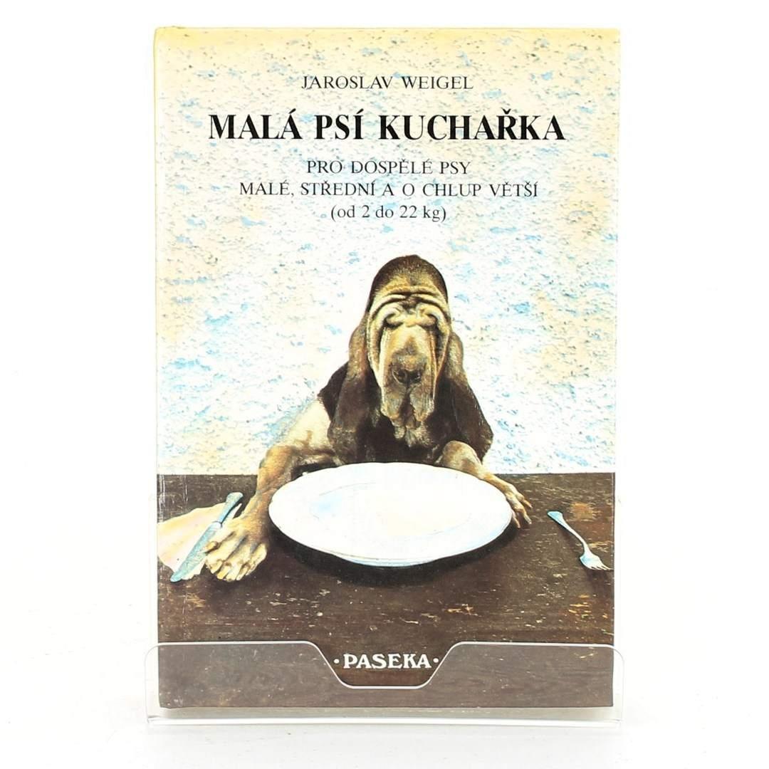 Kniha Malá psí kuchařka