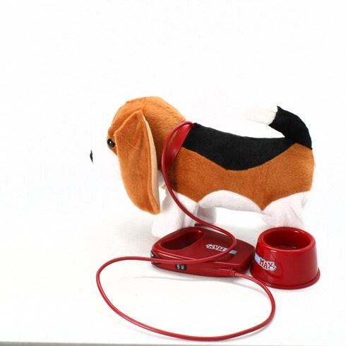 Plyšový pejsek Stadlbauer Pipi Max Beagle