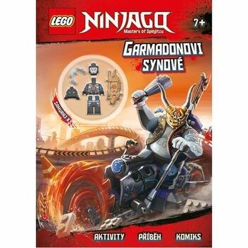 Dětské knihy LEGO NINJAGO Garmadonovi synové