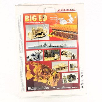 Fotoleptané doplňky Eduard Big Ed 72135