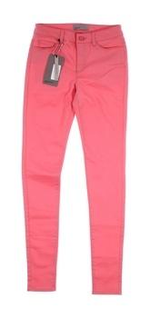 Dámské džíny Vero Moda růžové