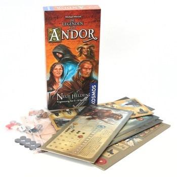 Desková hra Kosmos 692261 Andor Neue Helden