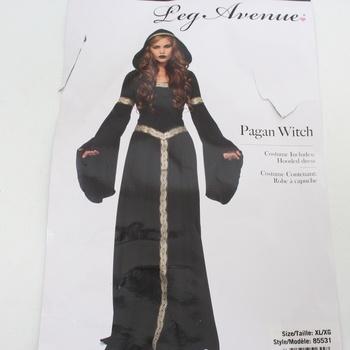 Dámský kostým Leg Avenue pohanská kouzelnice