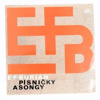 LP E. F. Burian: Písničky a songy