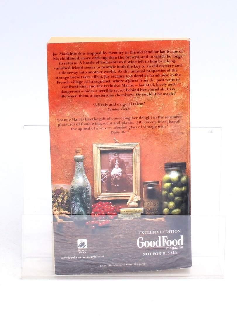 Kniha Blackberry wine Joanne Harris