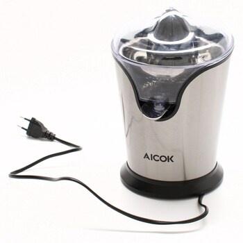 Odšťavňovač AICOK GS-401 stříbrný