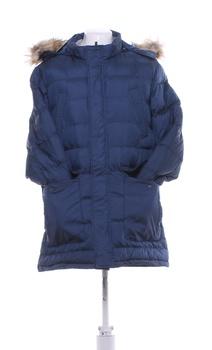 Pánská bunda Carisma s kapucí modrá XL