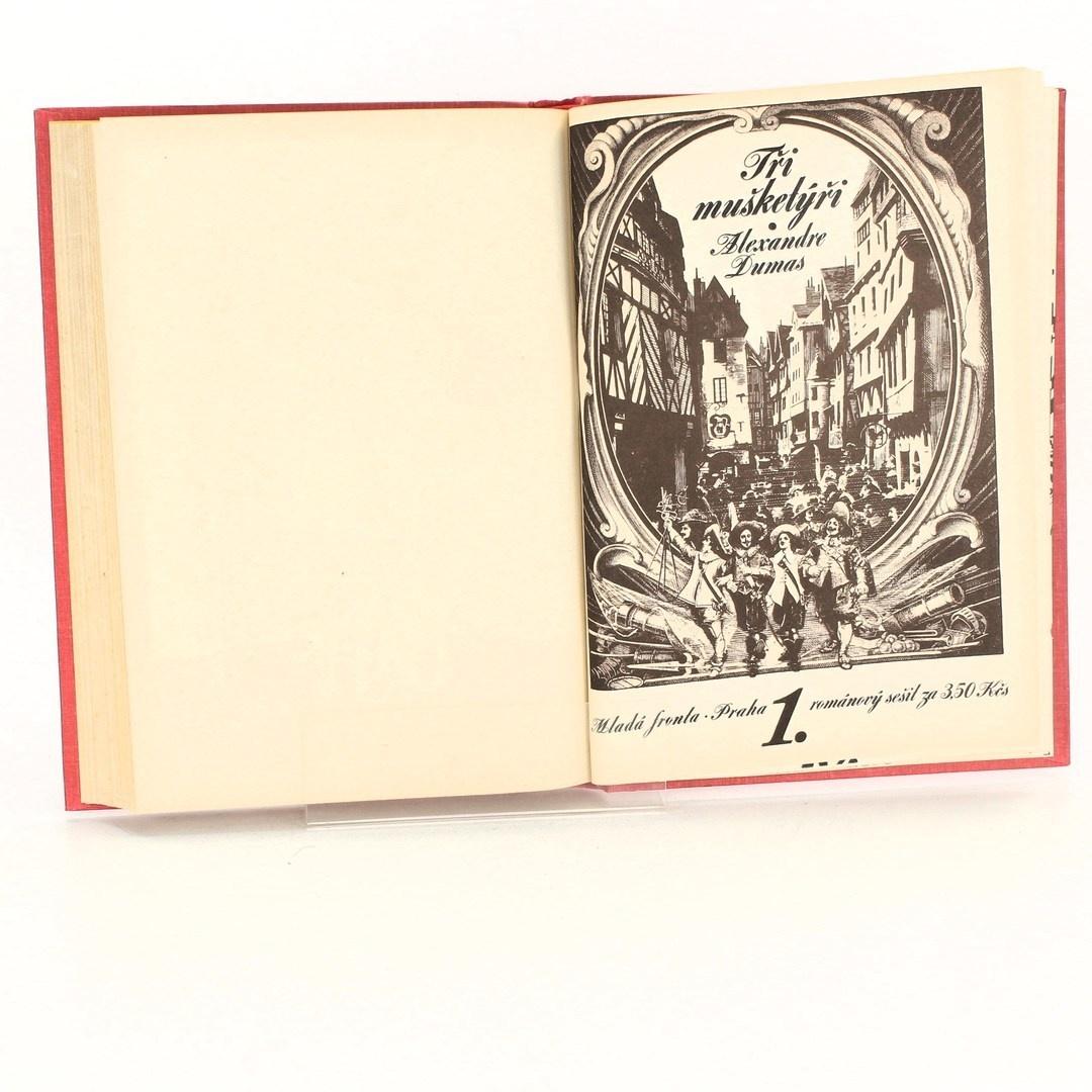 Alexandre Dumas Tři mušketýři