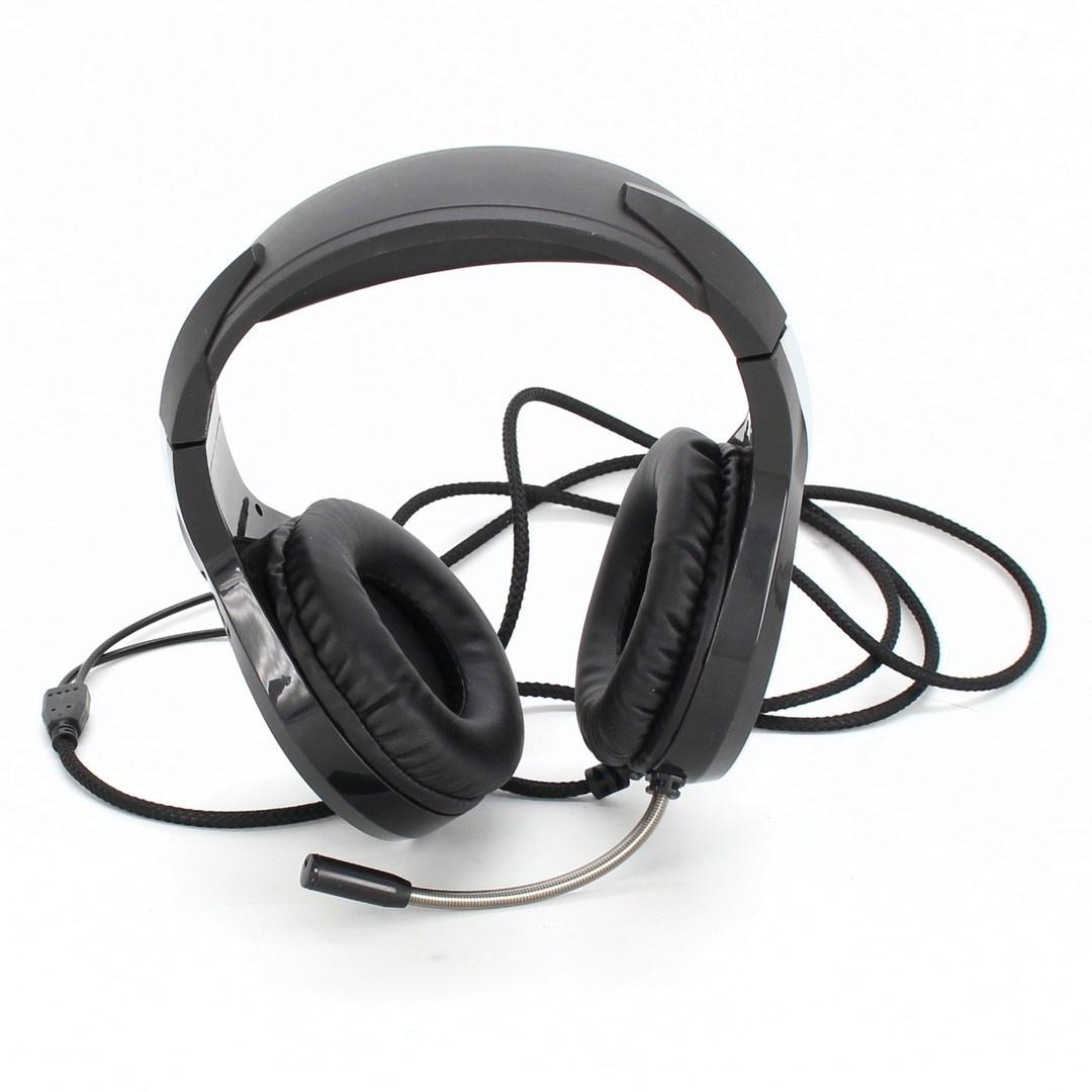 Herní sluchátka Havit HV-H2232D černá