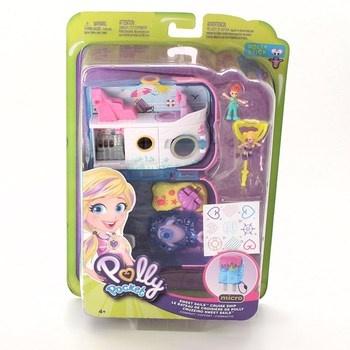 Loď pro panenky Polly Pocket GKJ49 -