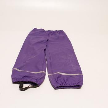Kalhoty do deště Lego Wear fialové barvy