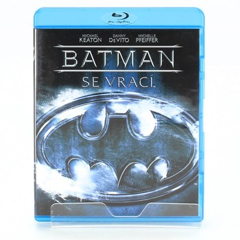 Blu-ray film: Batman se vrací