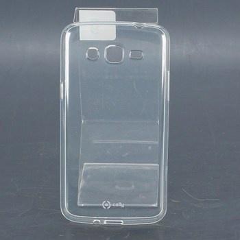 Zadní kryt Celly Samsung Galaxy Grand 2 čirý