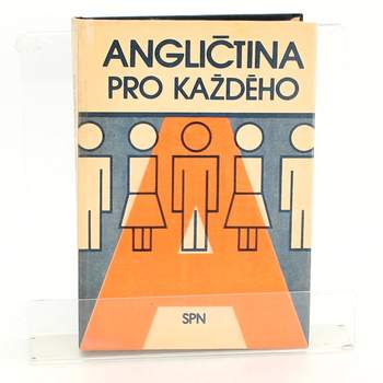 Kniha Angličtina pro každého Miroslav Jindra