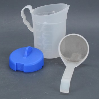 Konvice na mléko Fackelmann 42315, plast