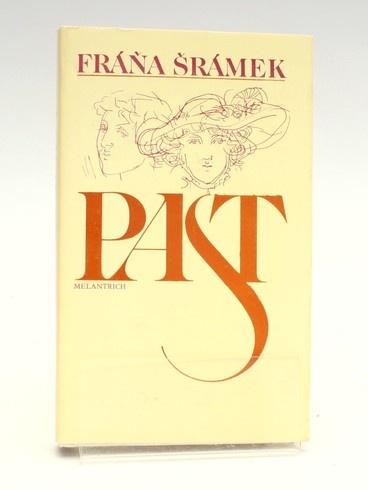 Kniha Fráňa Šrámek: Past