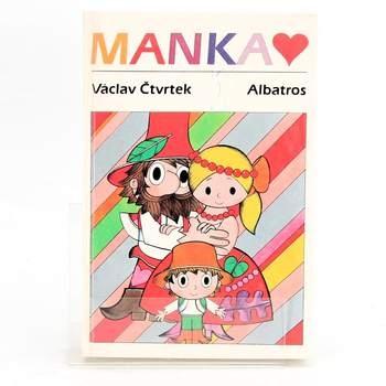Kniha Manka Václav Čtvrtek