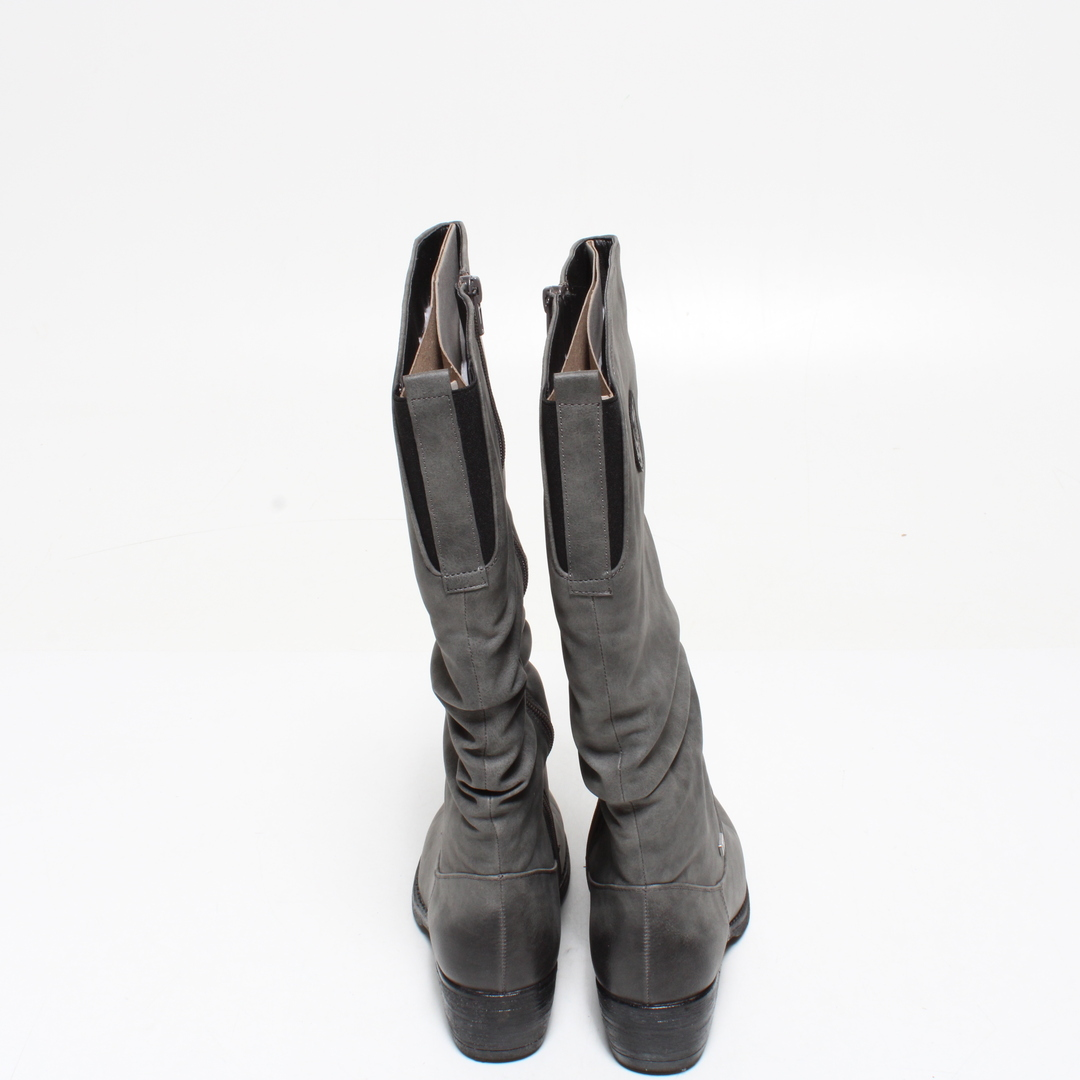 Dámské kozačky Rieker 93157 vel.25 cm