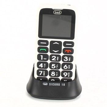 Mobil pro seniory Trevi Sicuro 10 bílý