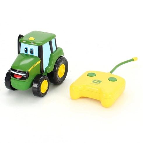 Traktor Tomy John Deere na ovládání