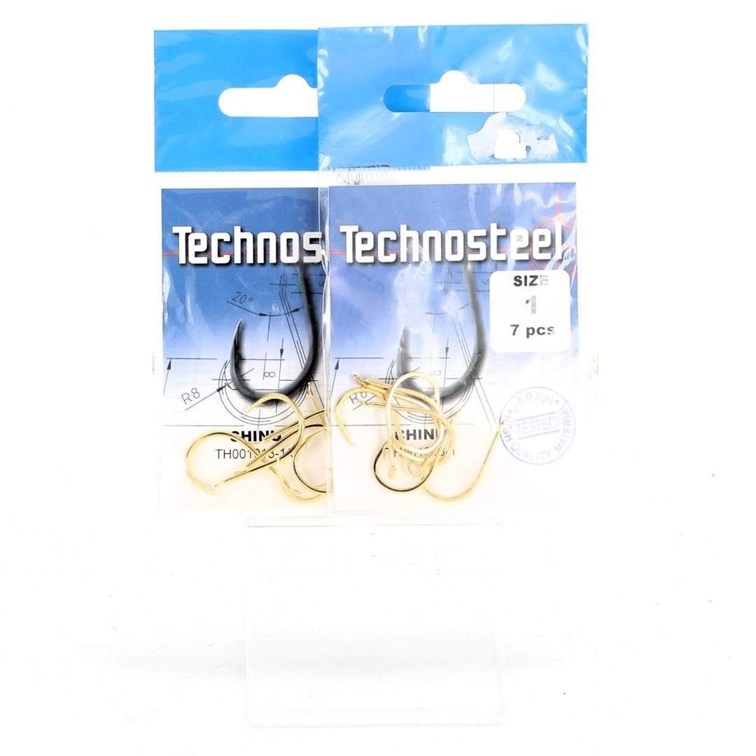 Rybářské háčky Technosteel