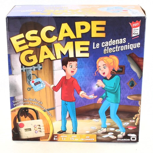 Společenská hra Dujardin Escape Game FR