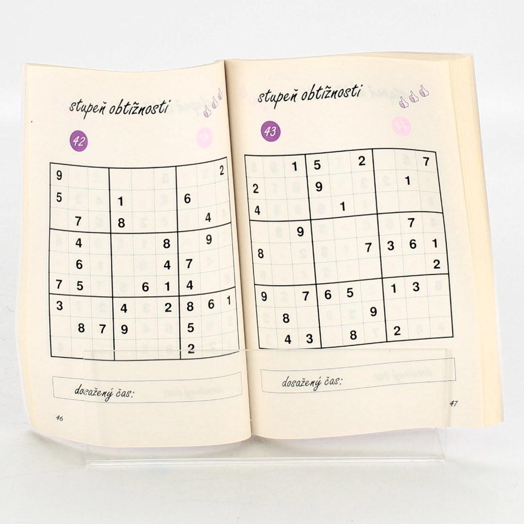 Kniha Sudoku do kapsy - 3/11