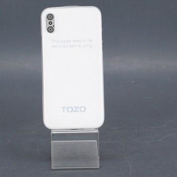 Ochranný kryt Tozo pro Apple iPhone X bílý