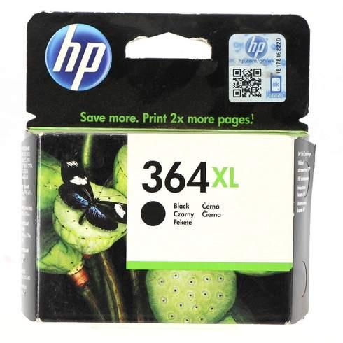 Inkoustová cartridge HP 364XL CN684EE černá