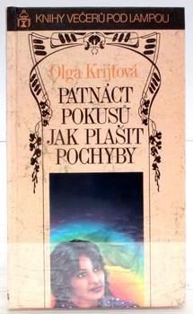 Kniha Olga Krijtová: Patnáct pokusů