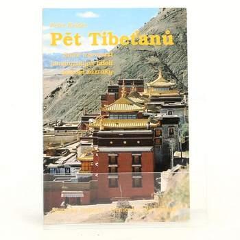 Kniha Peter Kelder: Pět Tibeťanů