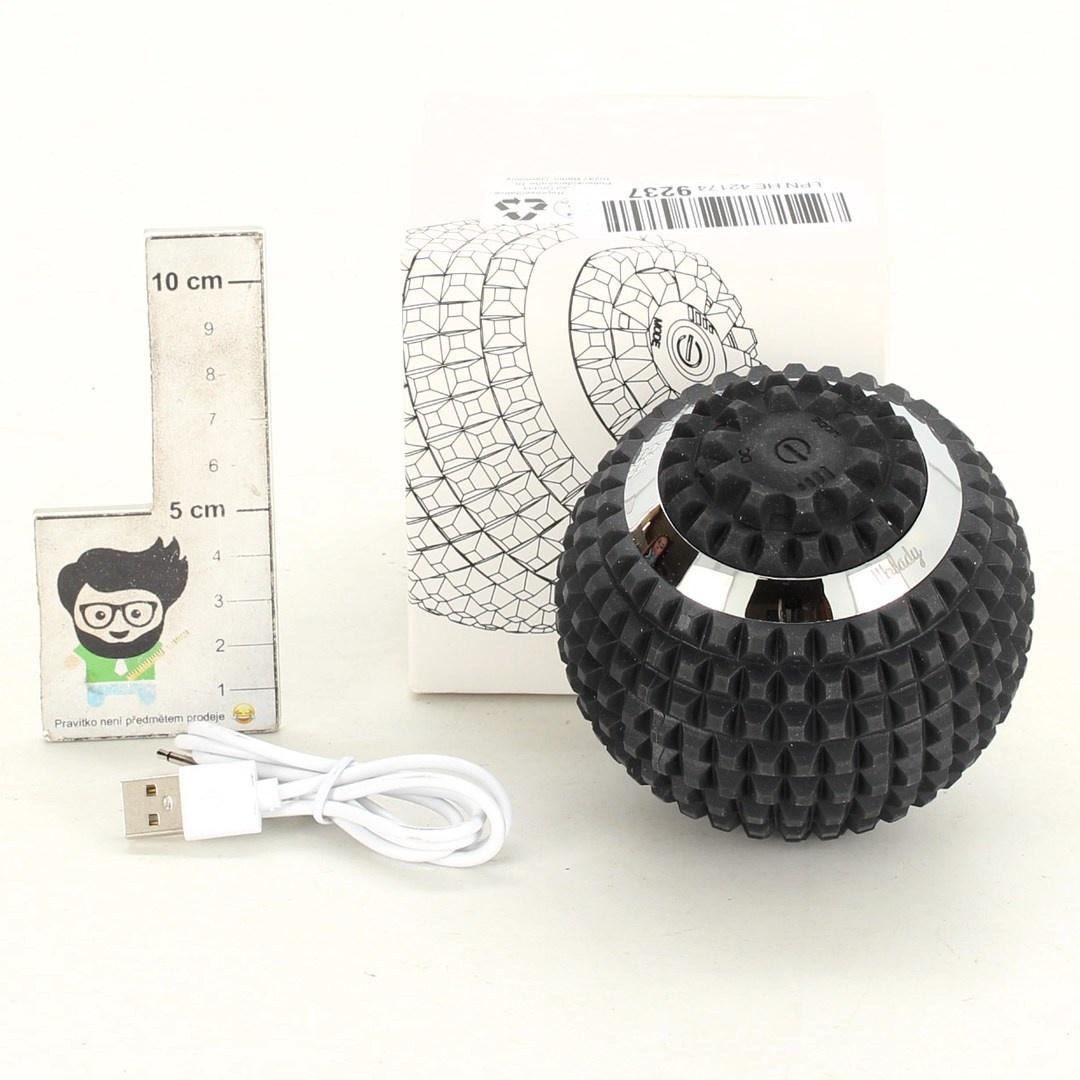 Masážní míček Wolady černý