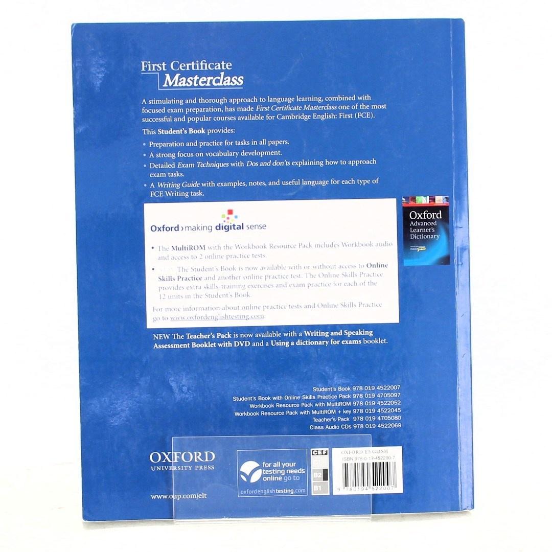 Učebnice: First Certificate Masterclass
