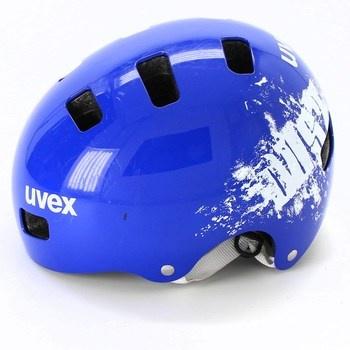 Dětská helma Uvex Kid 3 modrá