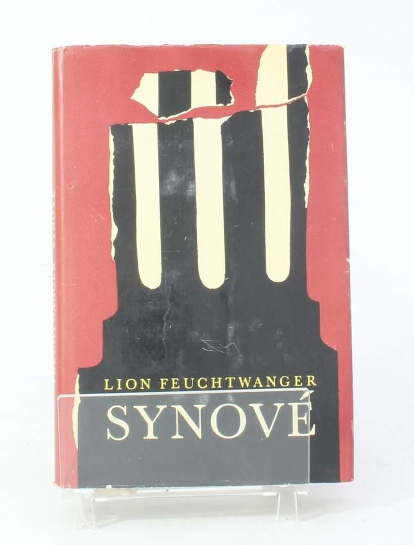 Kniha Lion Feuchtwanger: Synové