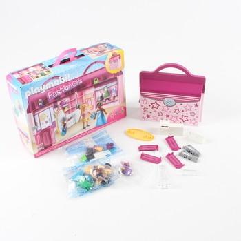 Sada Playmobil Přenosný módní butik 6862