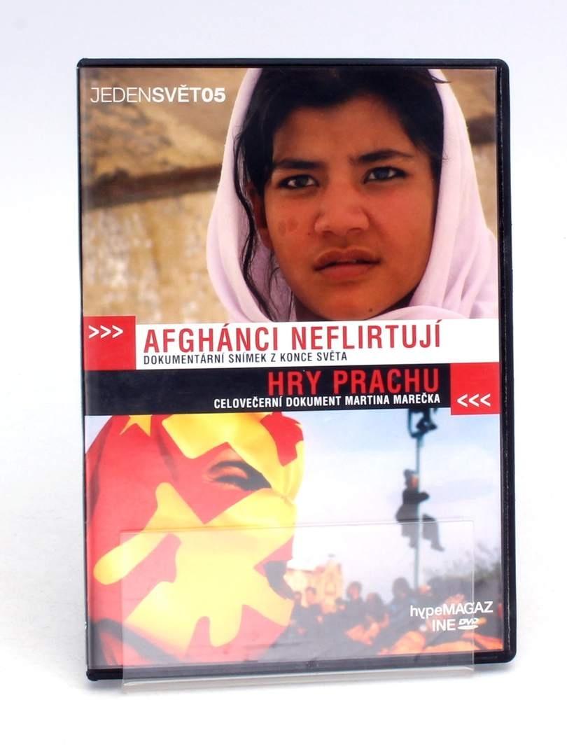 DVD filmy Afghánci neflirtují
