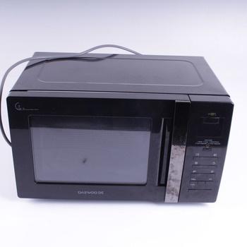 Mikrovlnná trouba Daewoo KOR 7G8KB černá