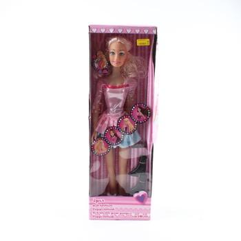 Panenka Eddy Toys 65 cm s botami
