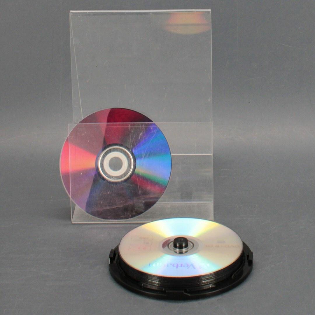 DVD+R Verbatim DL 8x 8,5GB spindl 10ks