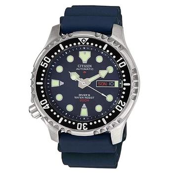 Pánské hodinky Citizen NY0040-17LE modré