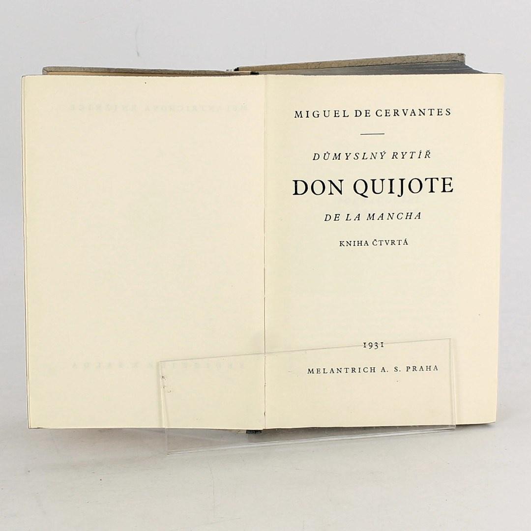 Důmyslný rytíř don Quijote de la Mancha III.