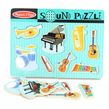 Sound puzzle Melissa and Doug