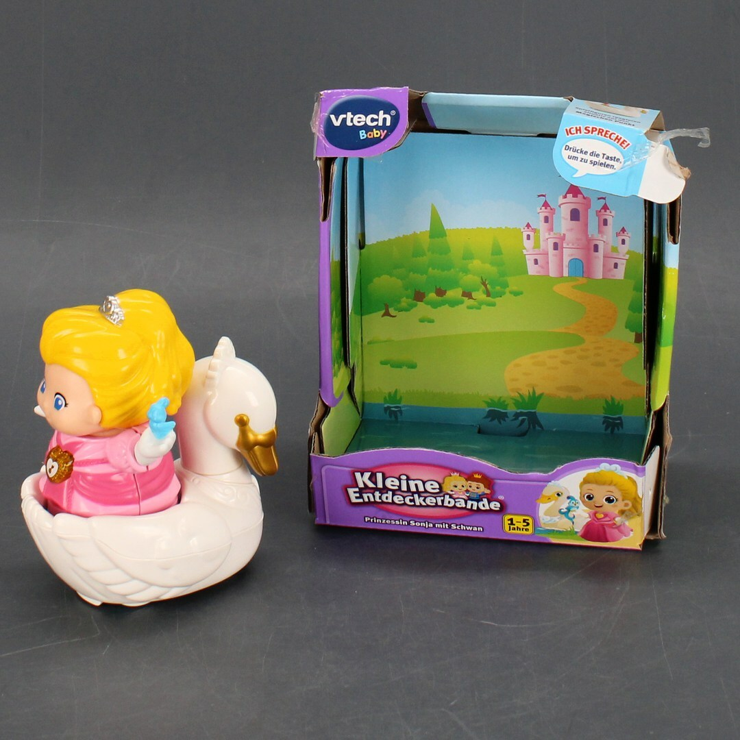 Princezna s labutí Vtech baby Sonja