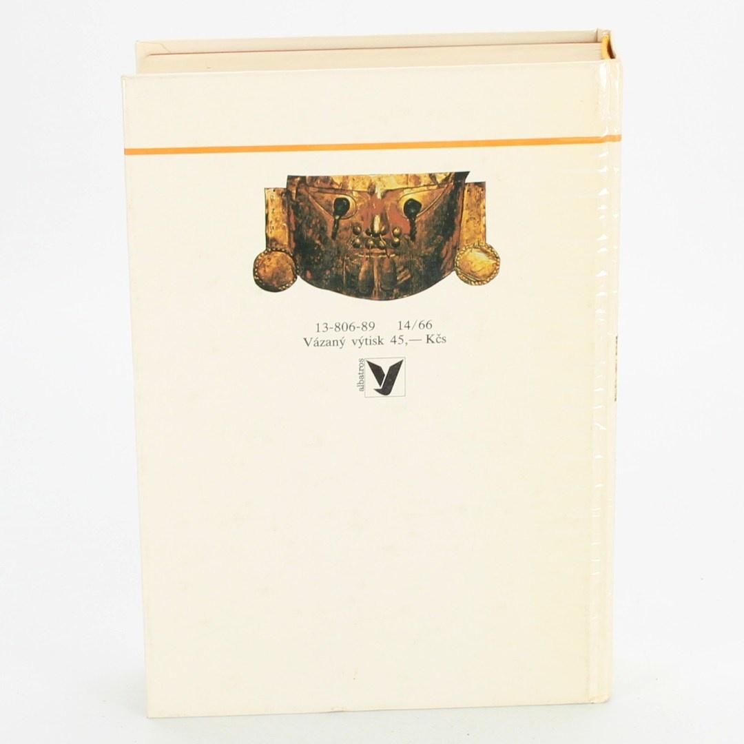 Kniha Osudy zlatých pokladů