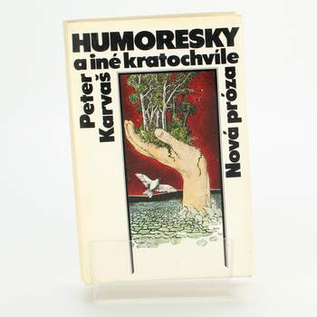 Kniha Humoresky a iné kratochvíle