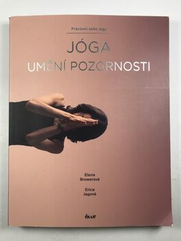 Jóga umění pozornosti - pracovní sešit jógy