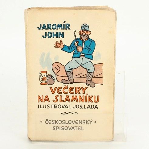 Kniha Jaromír John: Večery na slamníku